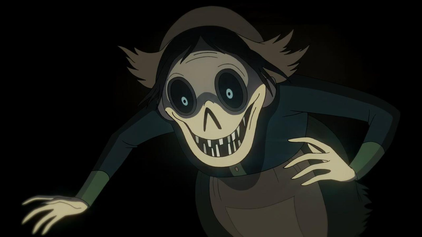 Over the Garden Wall is my favorite Halloween show, and ...