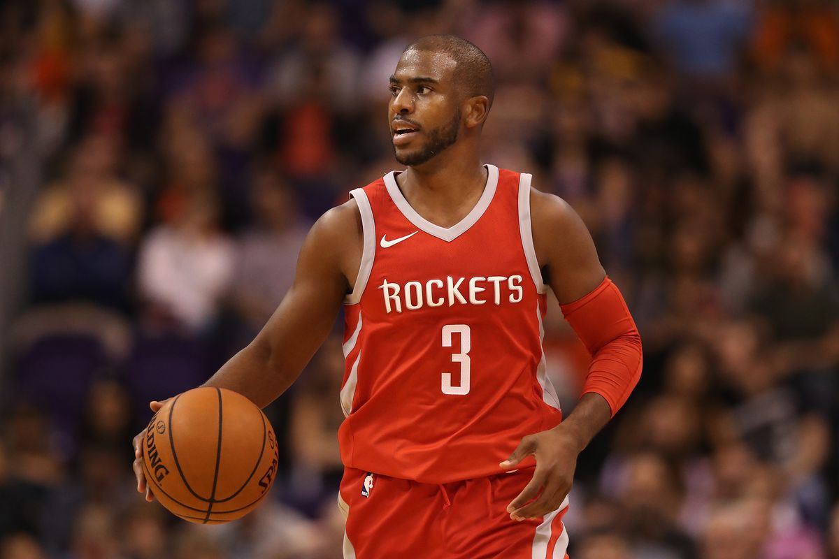 Here's how insane the Houston Rockets have been with Chris ...