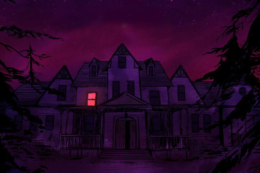 Polygon s 2013 Game of the Year  Gone Home   Polygon Architecture and video games share a lot in common  Buildings and our built  environment are designed for their occupants  Doors resemble the  proportions of