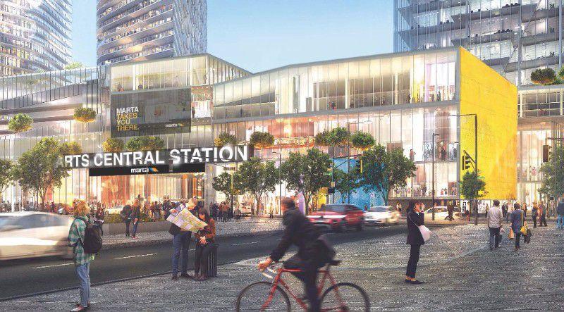 Mapped Midtown Atlanta Development Tally Includes 34
