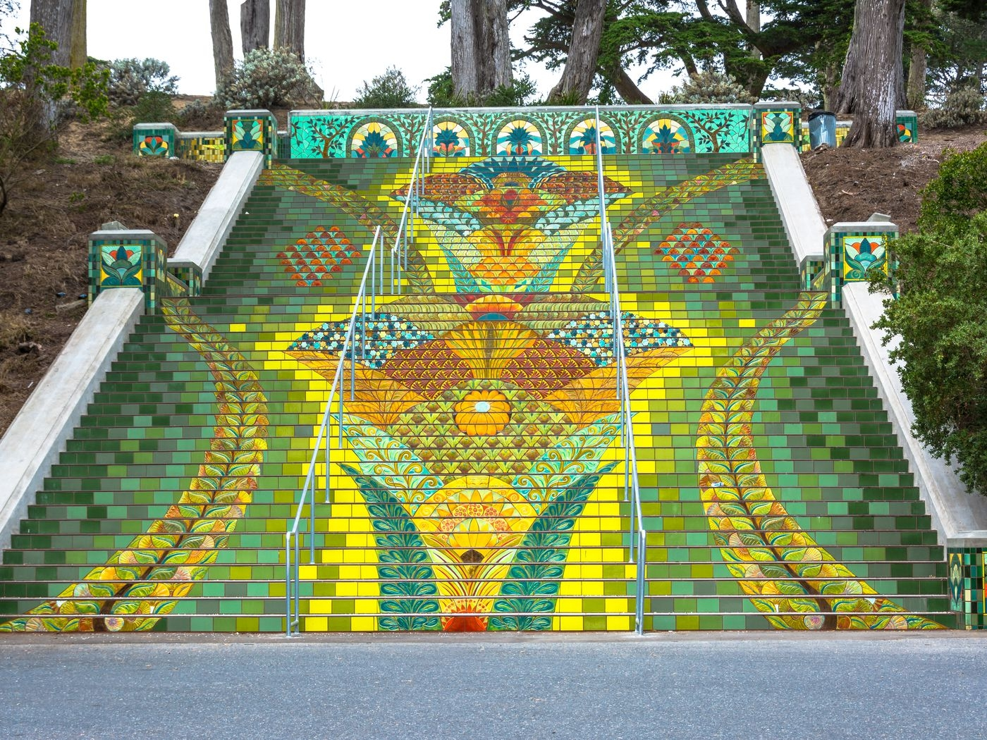 City Stairs In The U S 15 Beautiful Urban Staircases Curbed   Spiral Staircase Los Angeles   Old Fashioned   Most Efficient   Double Spiral   Rome   Topanga Canyon