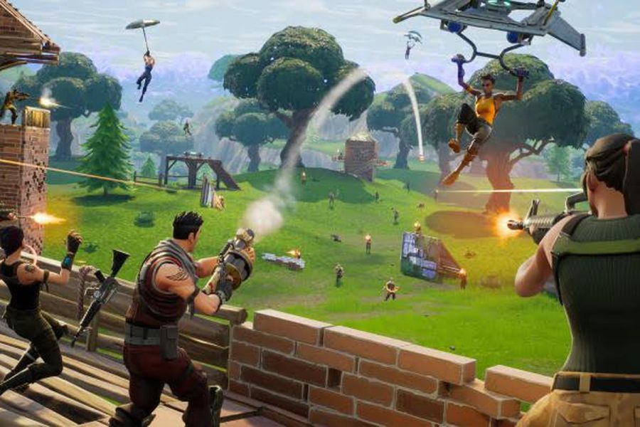 Fortnite surpasses PUBG in monthly revenue with  126 million in     Image  Epic Games