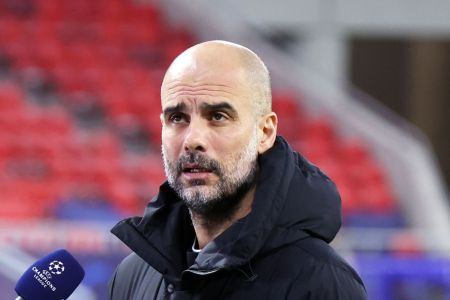 Pep Guardiola Speaks About UCL Draw - Bitter And Blue
