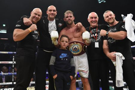 Billy Joe Saunders: I Will Hold All Of The Titles By The End Of 2018 - Bad  Left Hook