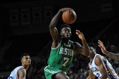 Team grades after preseason debut - CelticsBlog