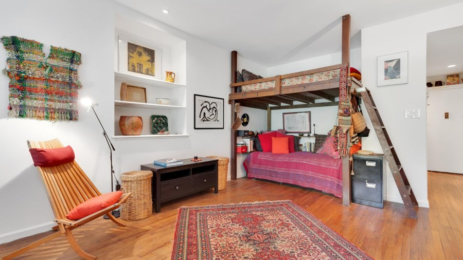 The smallest NYC apartments for sale