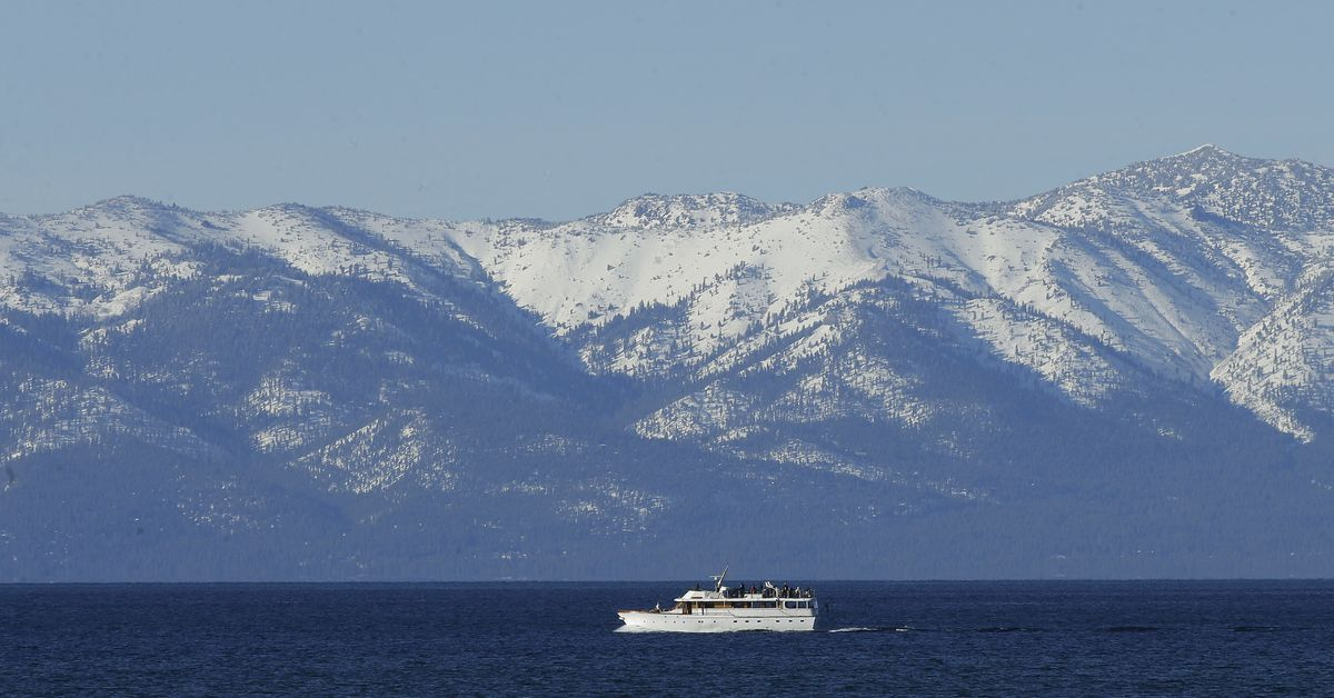 Lake Tahoe Weather Avalanche Winter Storm Warnings