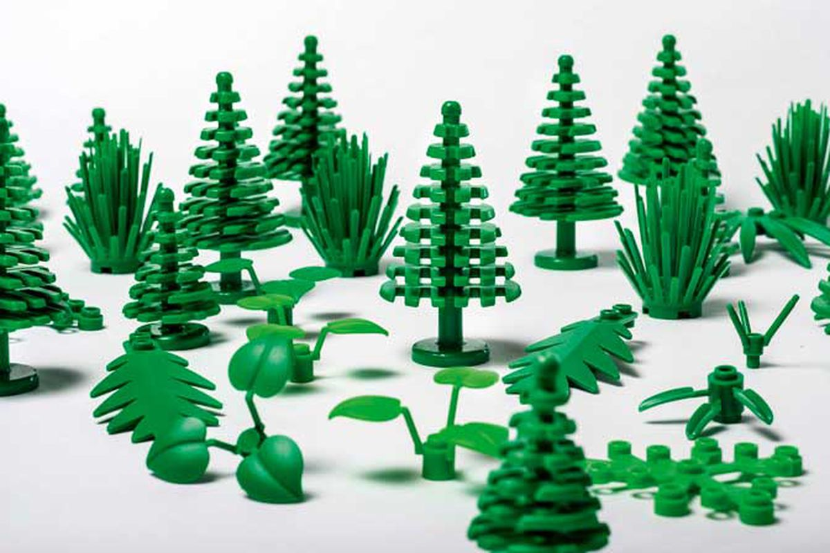 Lego will sell its first sustainable pieces later this year   The Verge Photo  Lego
