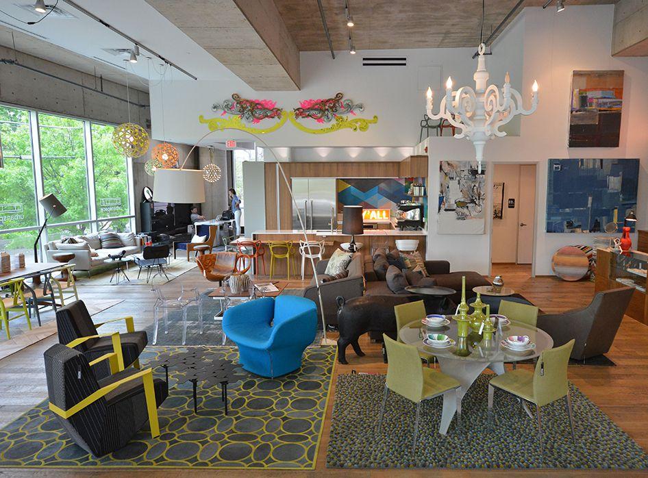 Tx Austin Contemporary Furniture