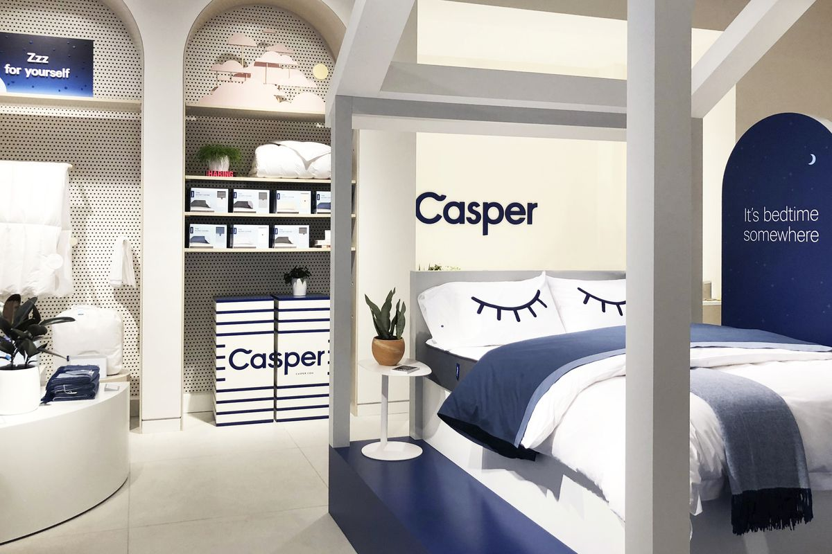 Casper Announces 200 Stores  and Mattress Firm Reportedly Eyes     Photo  Casper