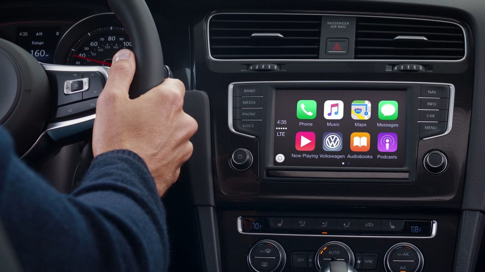 Volkswagen Says Apple Wouldn T Let It Demo Wireless