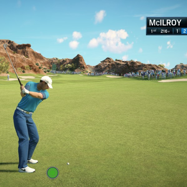Rory McIlroy PGA Tour s first gameplay video brings us to one of     Rory McIlroy PGA Tour s first gameplay video brings us to one of only eight  real life courses  update    Polygon