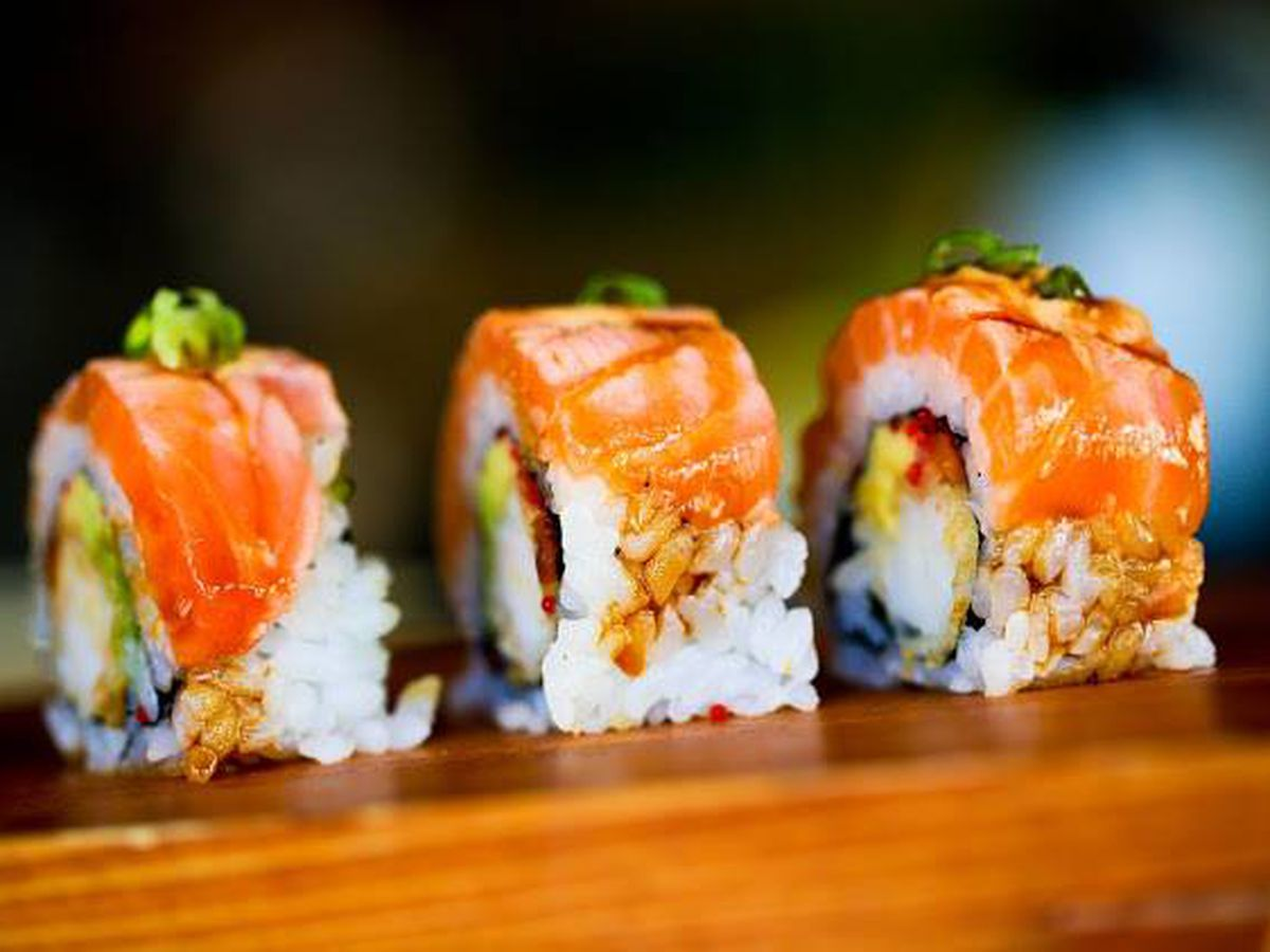 Best Sushi Twin Cities