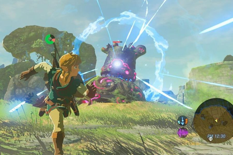 Legend of Zelda  Breath of the Wild will be the last Nintendo game     Not