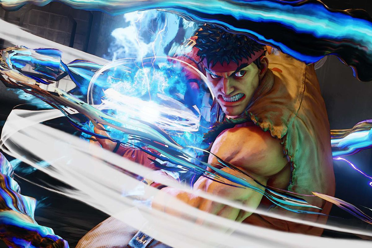 Street Fighter 5 guide: Special moves - Polygon