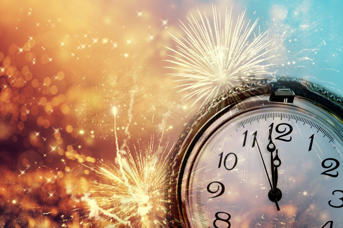 New Year s Eve will last one second longer than usual this year     Adjust your countdown clocks accordingly   Shutterstock