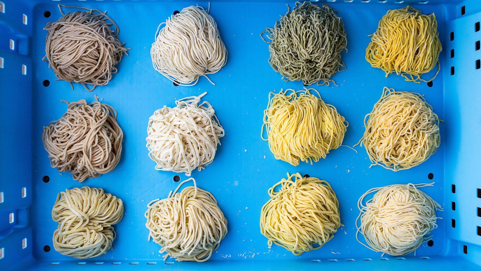 Fresh Ramen Noodles San Francisco