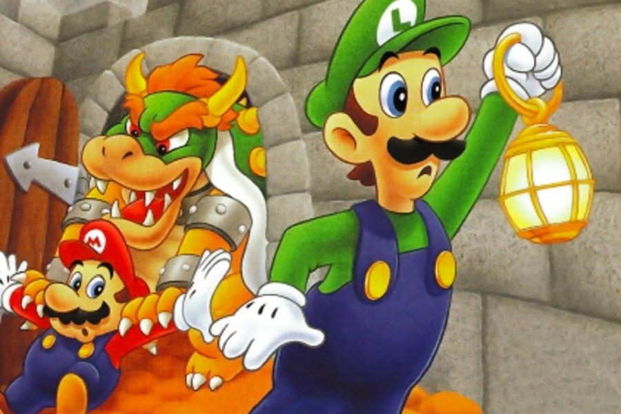 The 30 games I don t want on the SNES Classic   The Verge Mario Is Missing