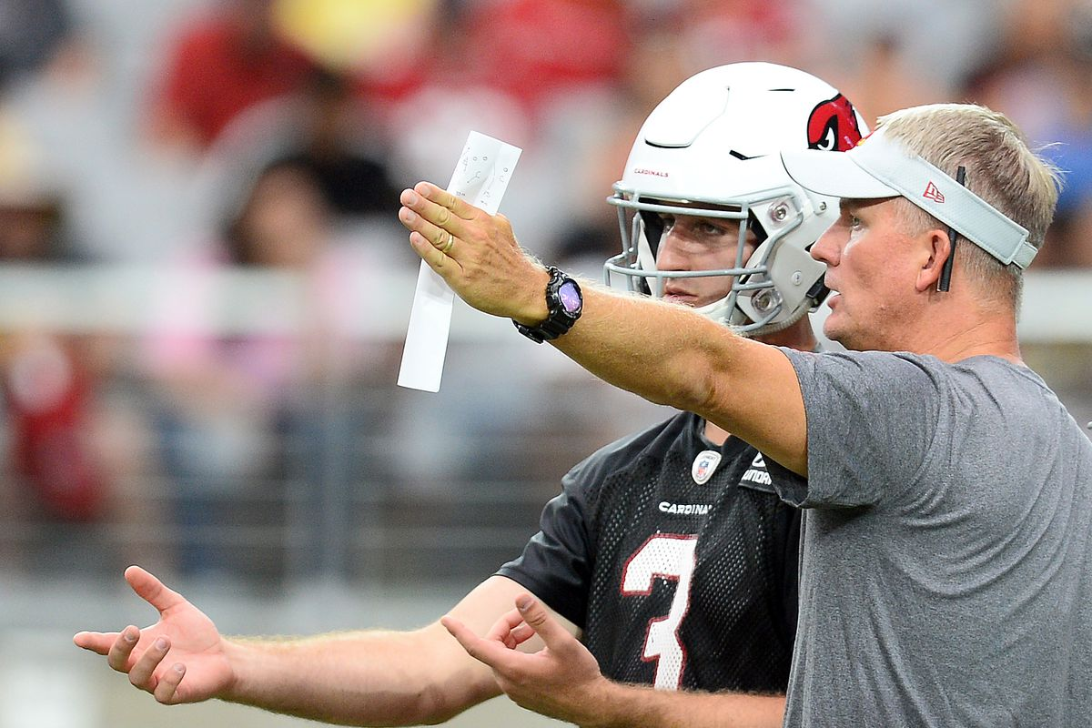 The Arizona Cardinals coaching staff are the only losers ...