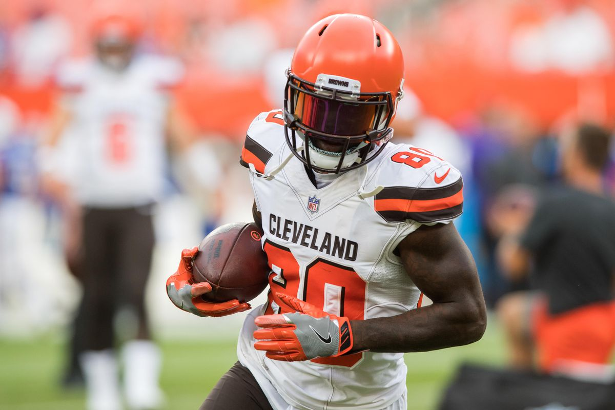 Wr Depth Chart Browns Cleveland