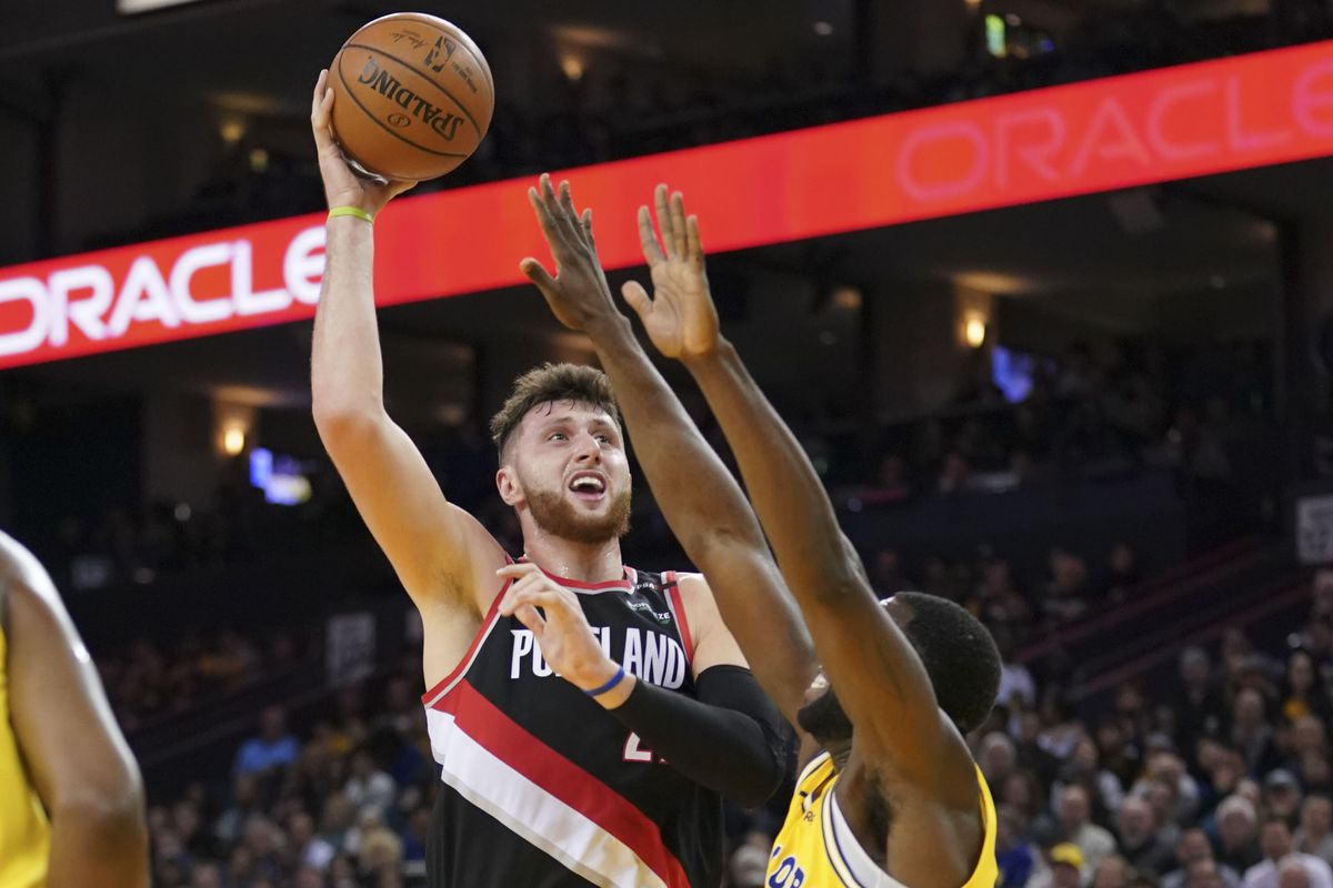 NBA news: Blazers Jusuf Nurkic to miss postseason after ...