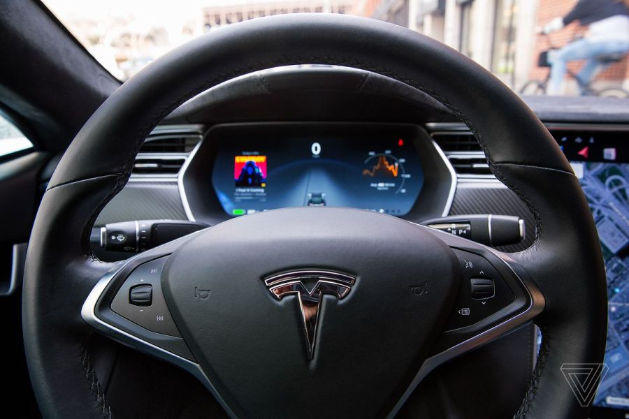 How Tesla changed the auto industry forever   The Verge Photo by Amelia Holowaty Krales   The Verge