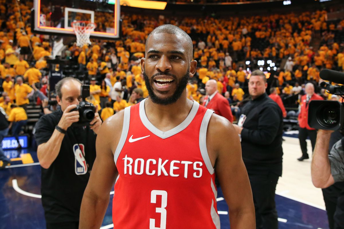 Rockets vs. Jazz: Chris Paul obliterated his biggest ...