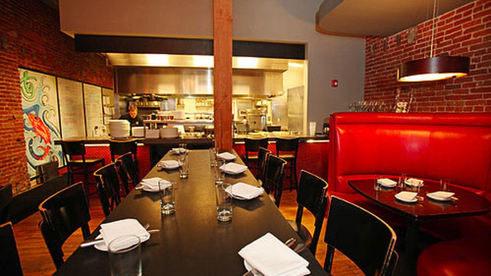 Troy Restaurant Austin Menu