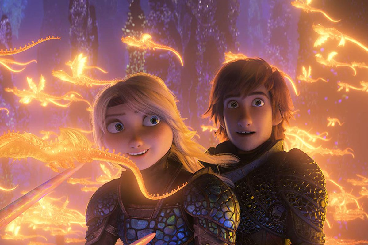 How to Train Your Dragon 3 Review: a simple movie with a ...