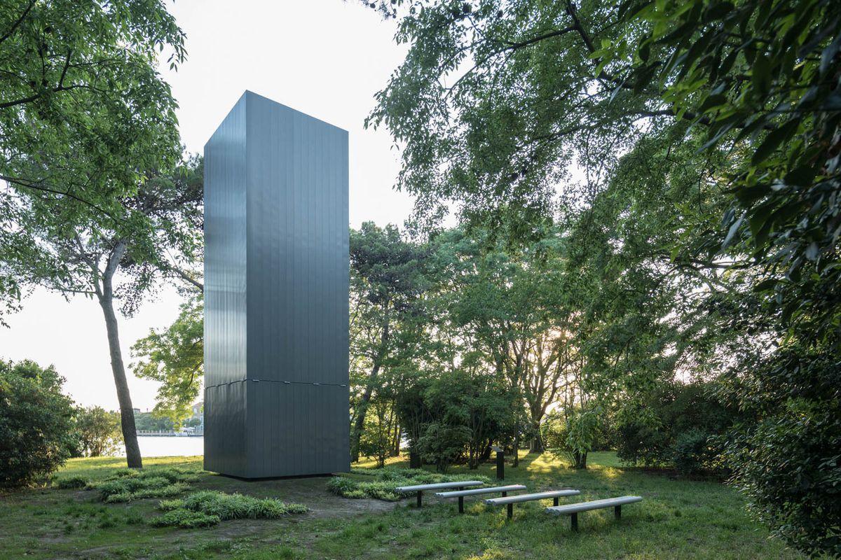 Venice Architecture Biennale 2018 Vatican Opens Pavilion