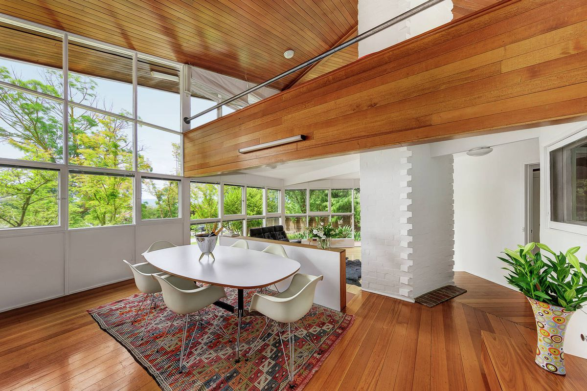 Robin Boyd Designed Midcentury Gem Heads To Auction Near