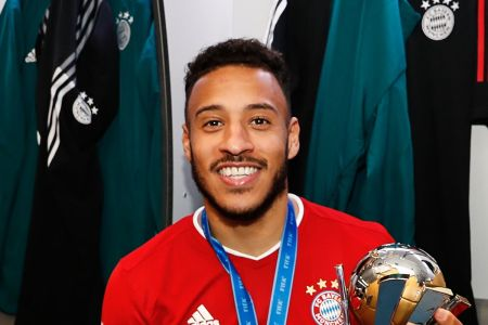 Report: Juventus Wants Bayern Munich's Corentin Tolisso - Bavarian Football  Works