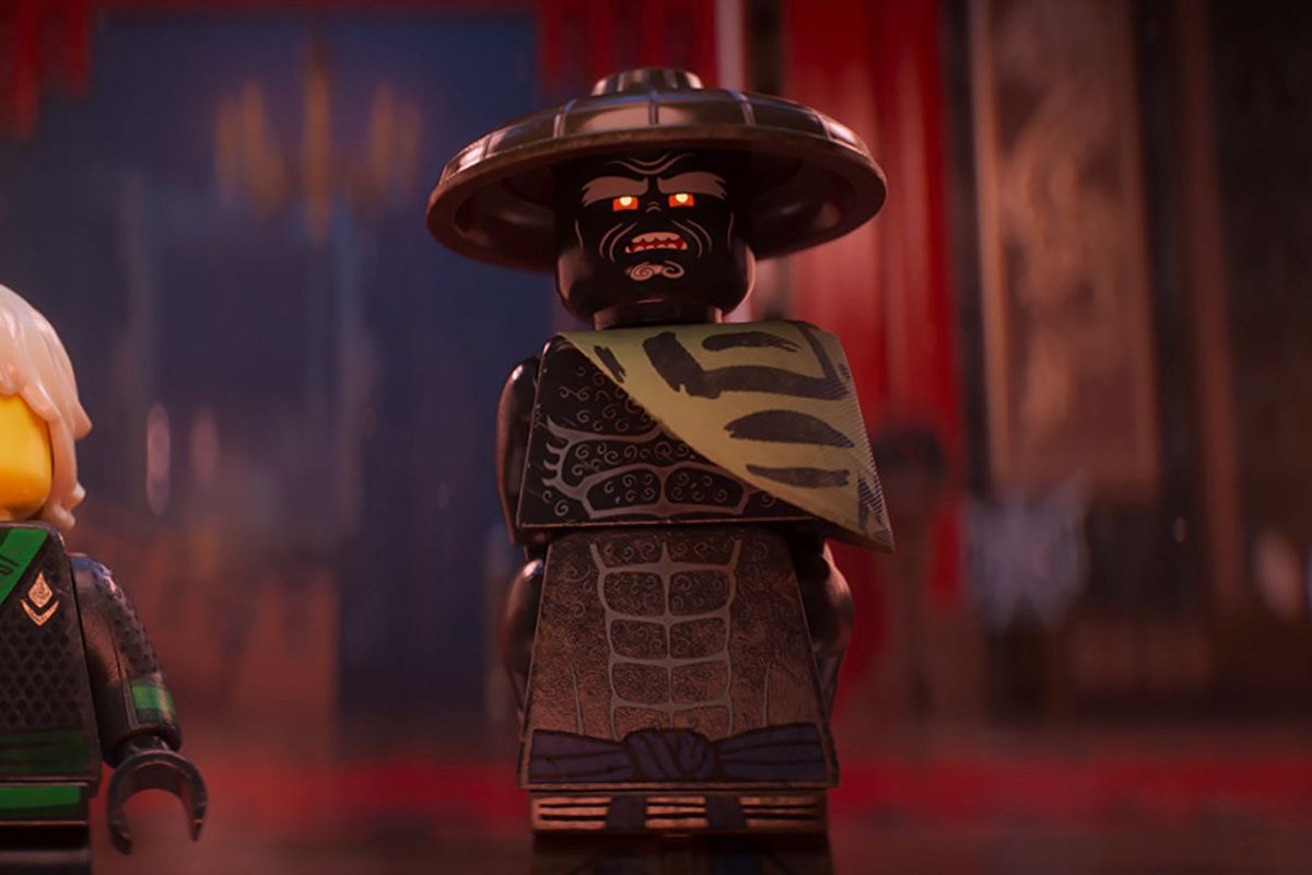 Review  The Lego Ninjago Movie is fine  if you know what Ninjago is     The Lego Ninjago Movie