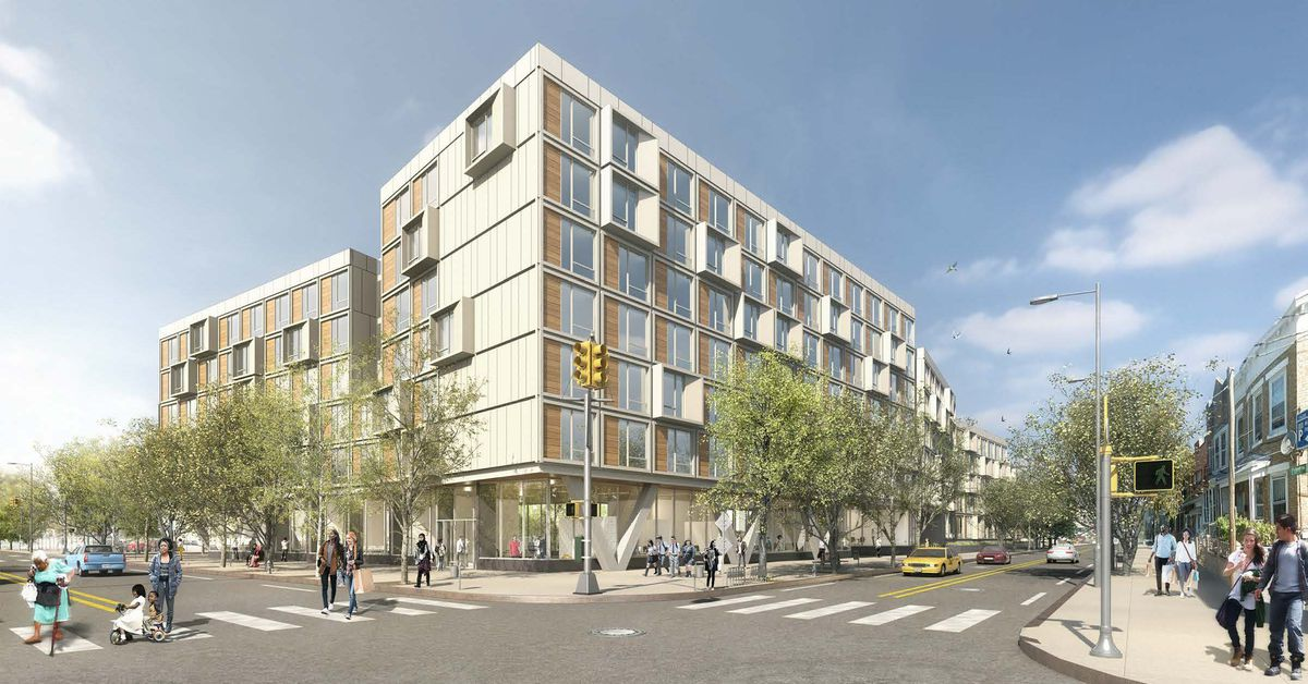 Nyc To Use Modular Construction For Affordable Apartments