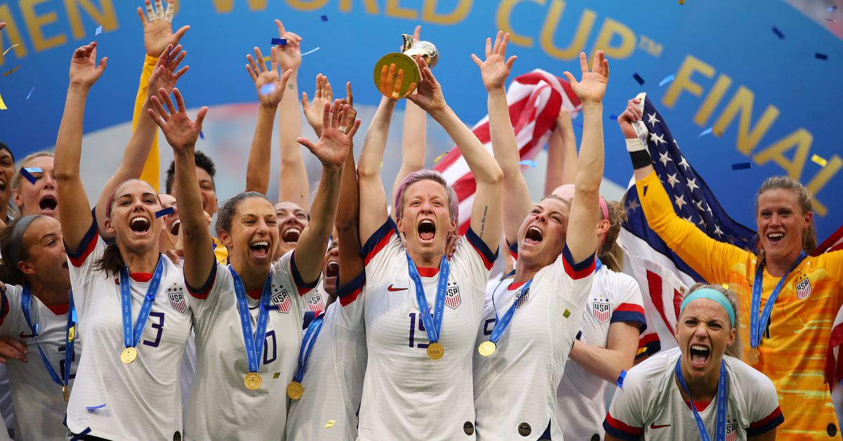 2019 FIFA World Cup: US women's team wins its fourth title ...