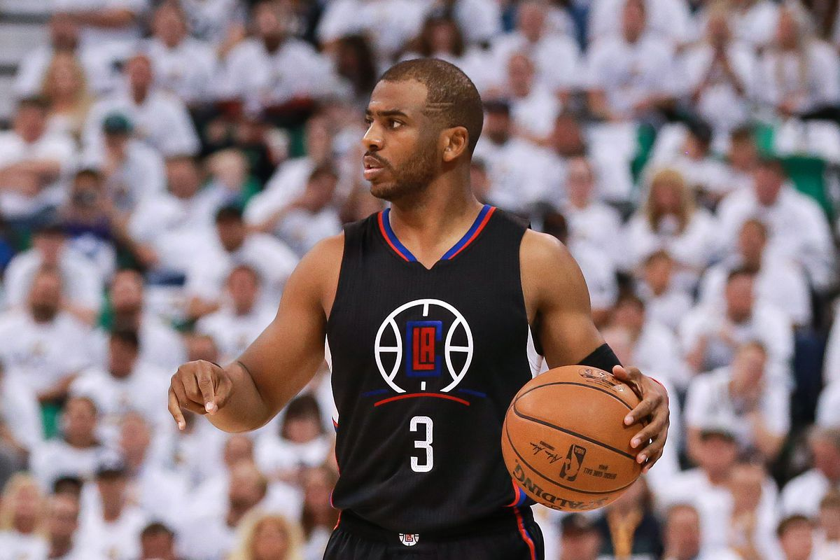 The Chris Paul to the Spurs rumors don't die, can't die ...