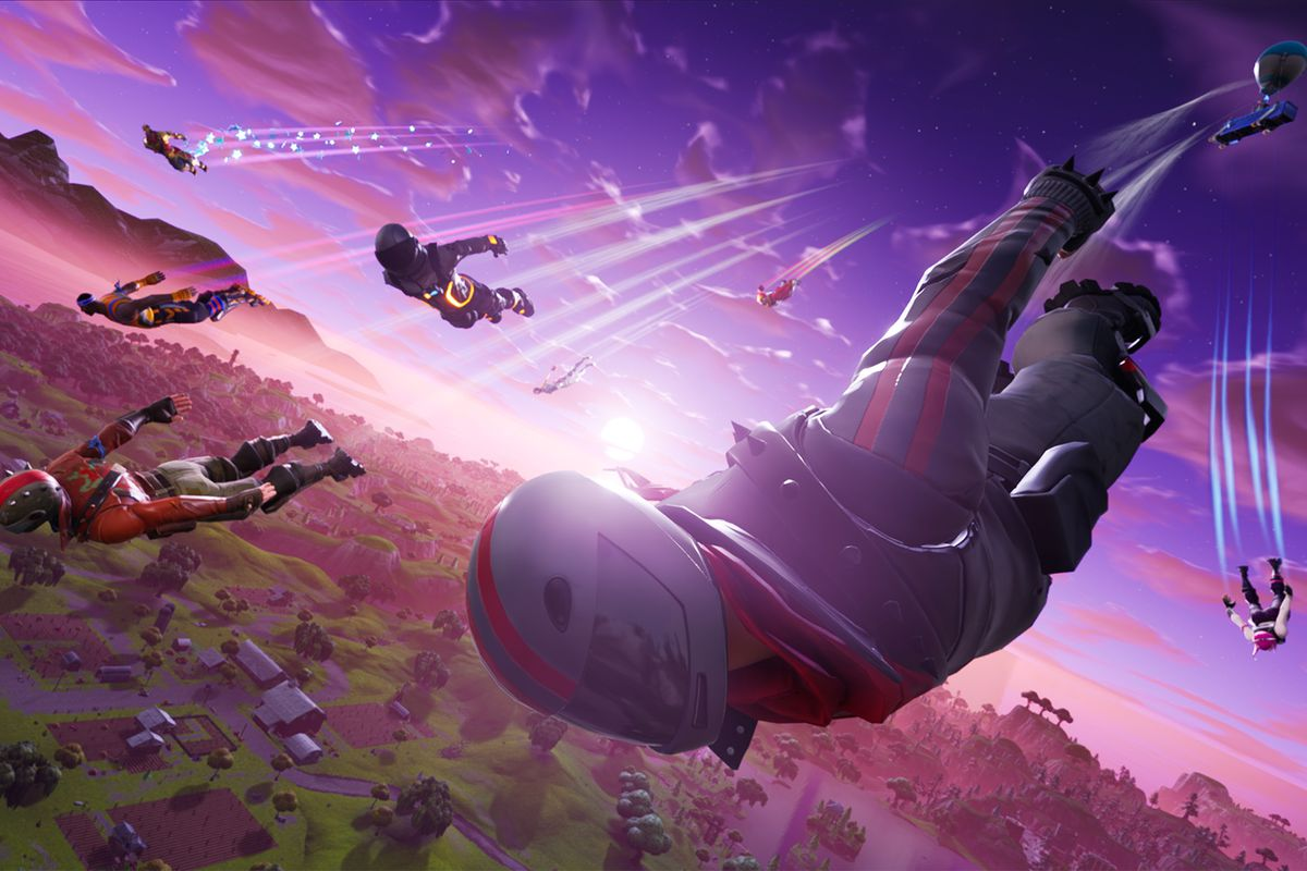 PUBG maker drops suit against Epic Games over Fortnite   Polygon Fortnite Epic Games