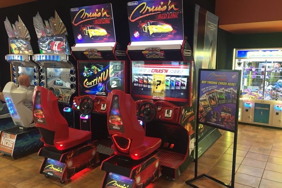 Cruis n returns in a new arcade racing game   Polygon Over the past two decades  the Cruis n series has had a long history of  success in arcades  but the series  last proper entry is better off  forgotten