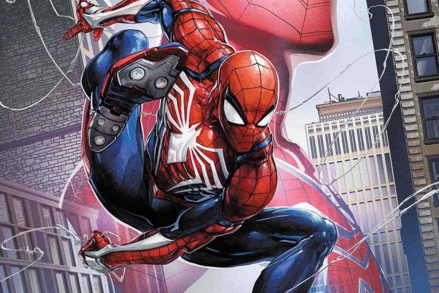 Insomniac Games  PS4 Spider Man will join Marvel Comics   Polygon Marvel Comics