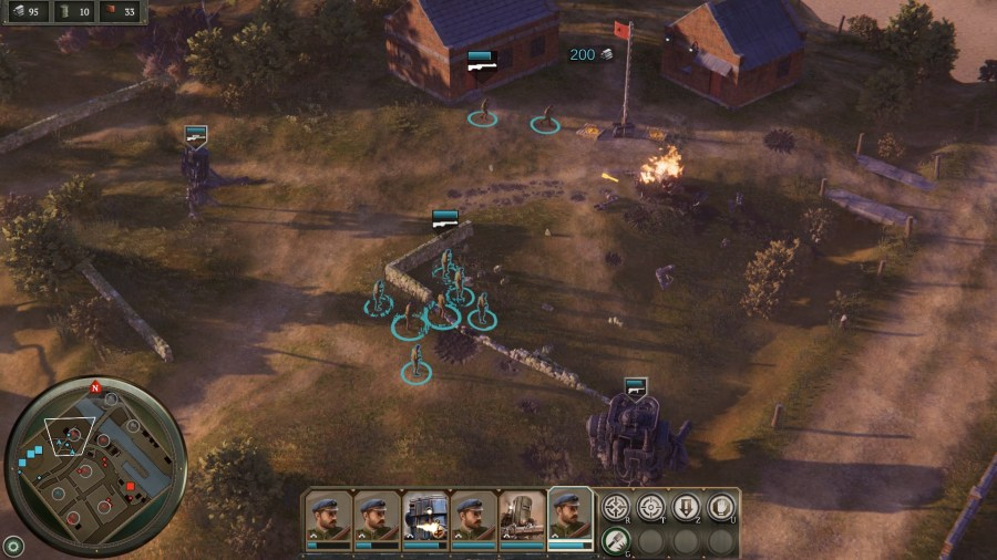 Here s a look at  dieselpunk mech  game Iron Harvest in action   Polygon Iron Harvest King Art Games