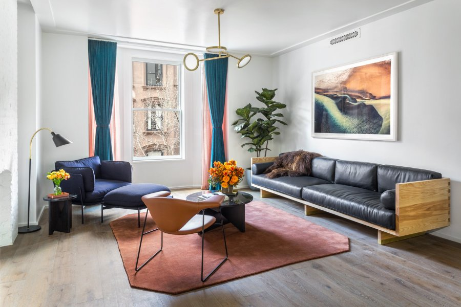 Brooklyn apartment gets chic interior design by local studio Matter     Brooklyn apartment gets chic interior design by local studio Matter   Curbed