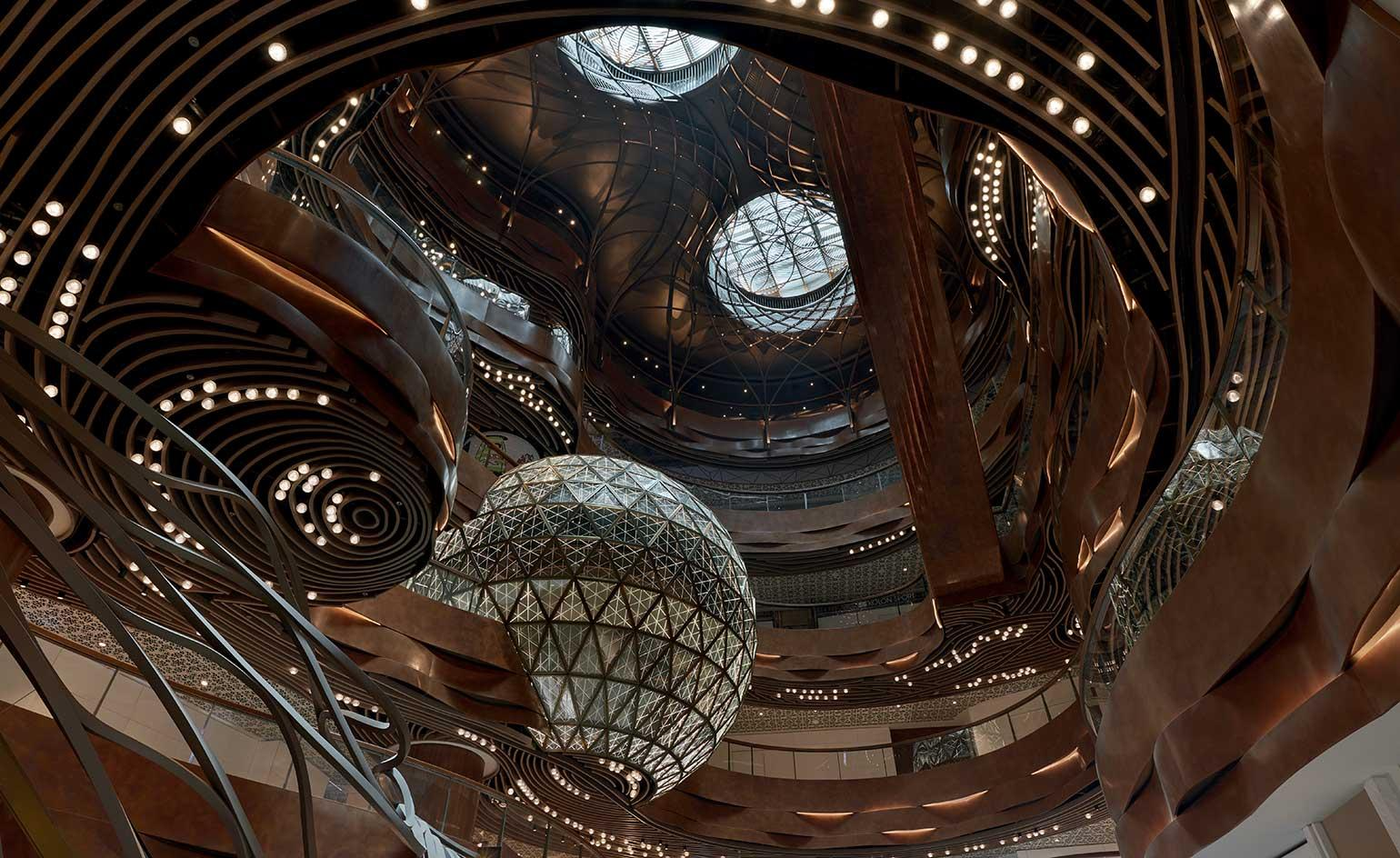 Inside K11 Musea An Otherwordly Art And Retail Experience
