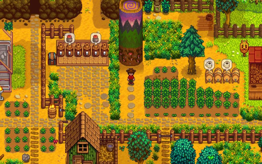 Wccftech s Best Simulation Games of 2016   Business is Good Best Simulation Games 06   Stardew Valley