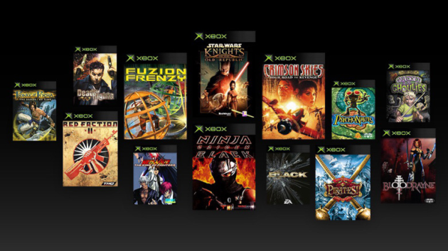 Original Xbox Games Benefit From 16X Pixel Count on Xbox One X  Up     Original Xbox Games Benefit From 16X Pixel Count on Xbox One X  Up to 4X on  Xbox One   Xbox One S
