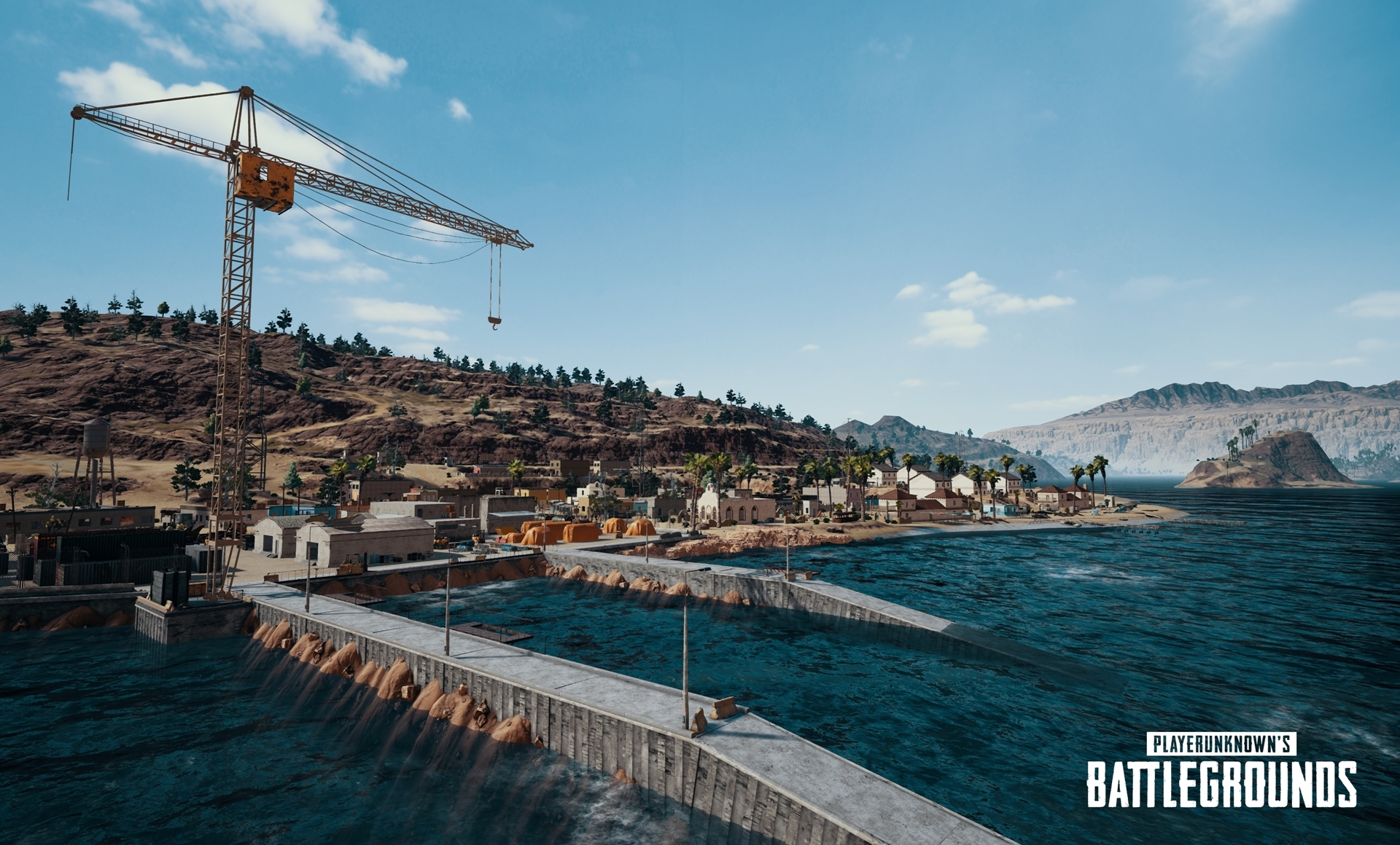 New PUBG Miramar Desert Map Revealed Including Screenshots  Key     New PUBG Miramar Desert Map Revealed Including Screenshots  Key Landmarks  and Towns