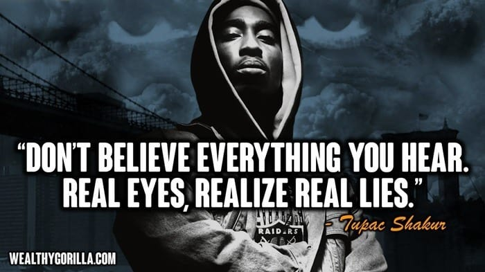 32 Tupac Quotes About Friends, Life & Moving On | Wealthy ...