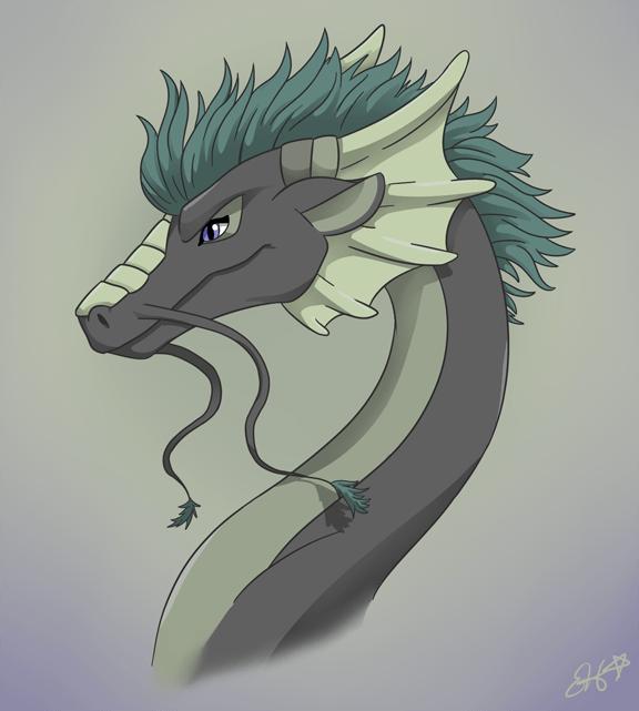 Eastern Dragon — Weasyl