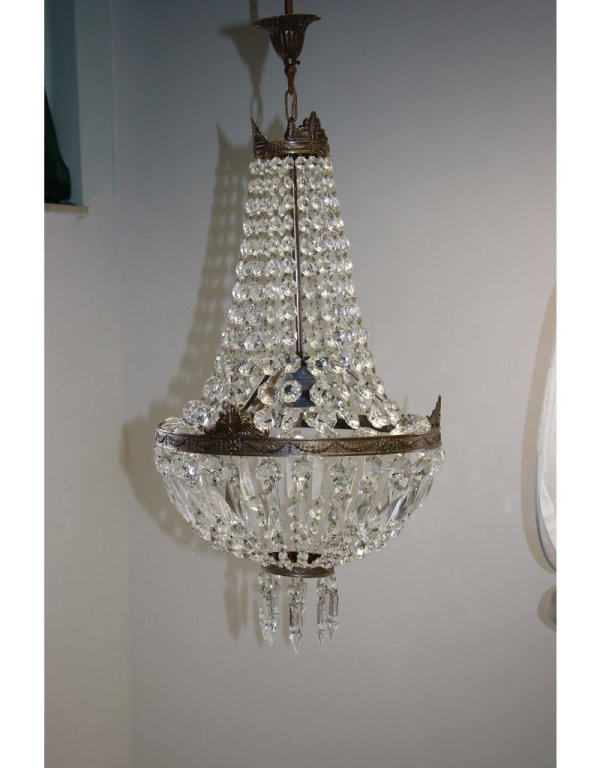 crystal chandelier # 69