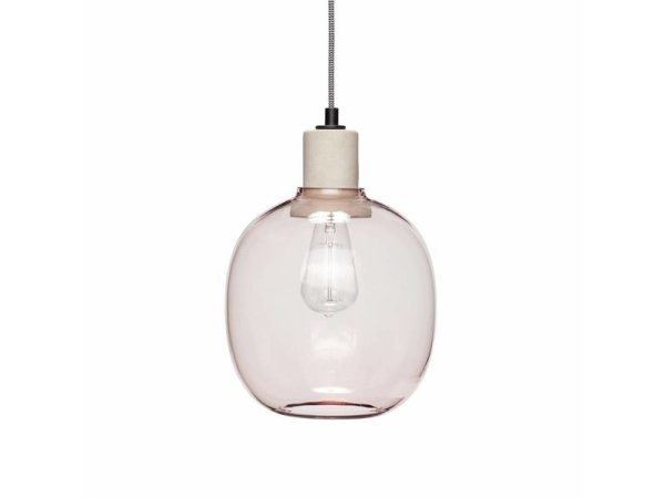 pendant lighting pink # 17