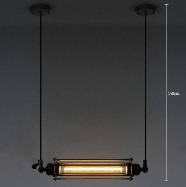 wide industrial pendant lighting # 47